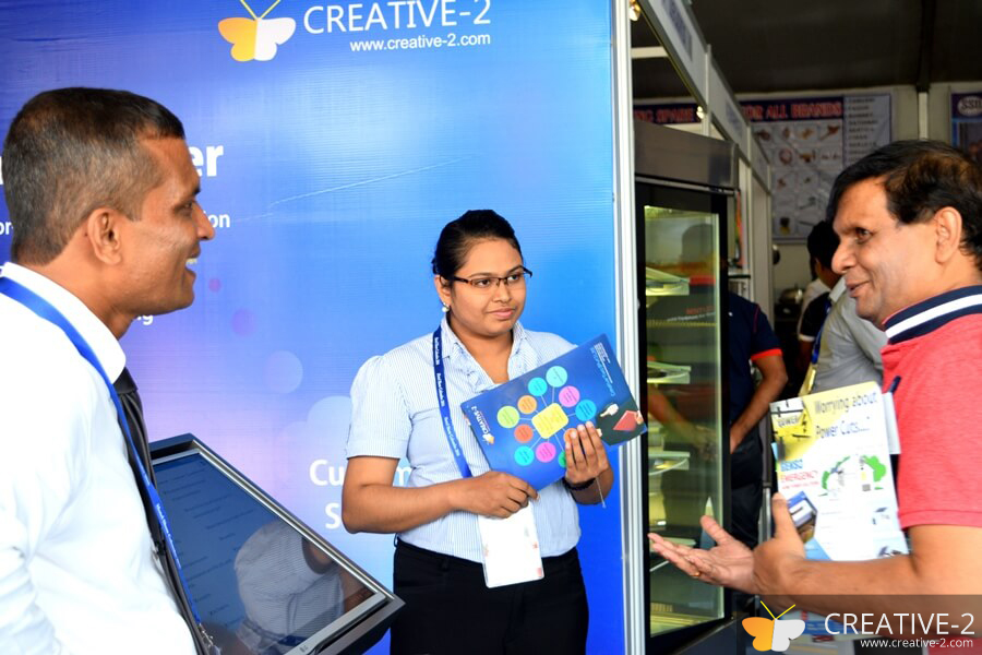 Creative-2 Projects : Hotel Show Colombo 2016 - Image