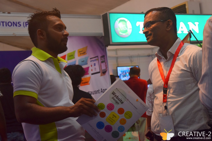 Creative-2 Projects : Hotel Show Colombo 2018 - Image